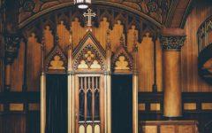 spowiedź święta w konfesjonale