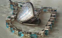 medalik ze srebra