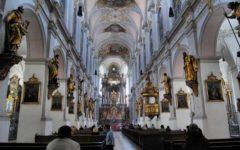święte obrazy w kościele katolickim